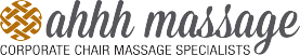 The Corporate Chair Massage Specialists